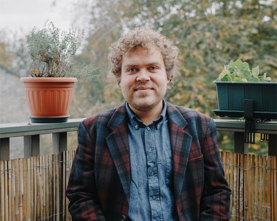 Marko Medar, Founder of Manimal, Designer