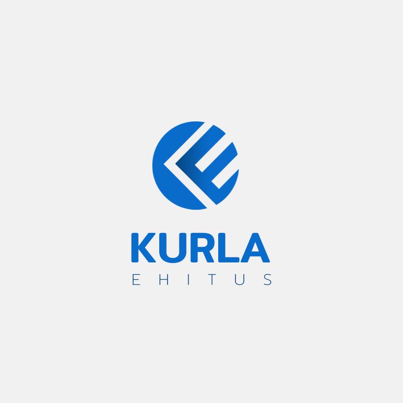 Kurla Ehitus logo