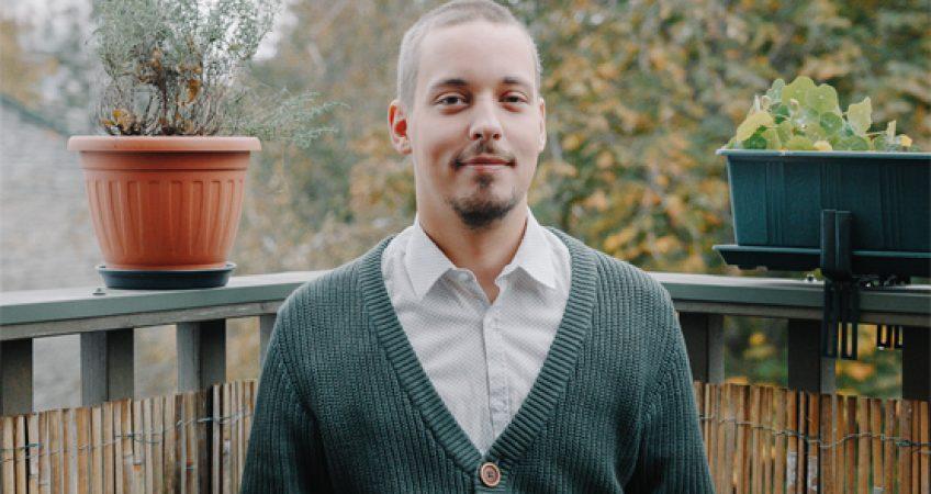 Aleksander Kelpman, Photographer of Manimal OÜ - Digital Marketing and Design Studio