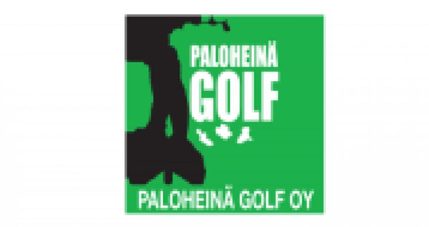 PALOHEINÄ GOLF OY Logo