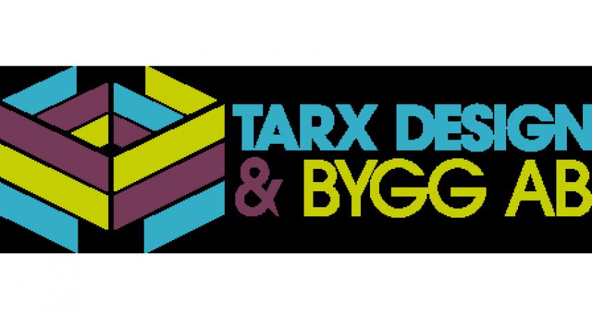 Tarx Design & Bygg AB logo